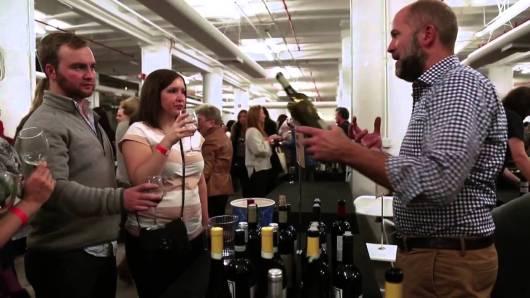 Photo courtesy of NY Wine Events