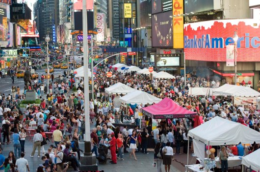 Photo courtesy of Times Square Chronicles