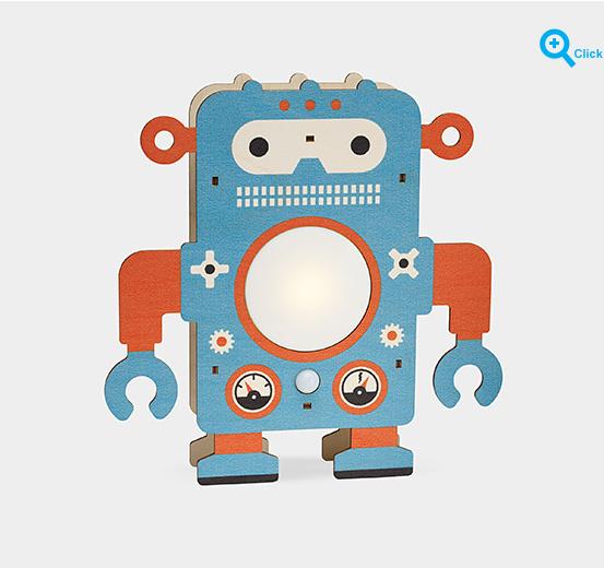 MoMA robot