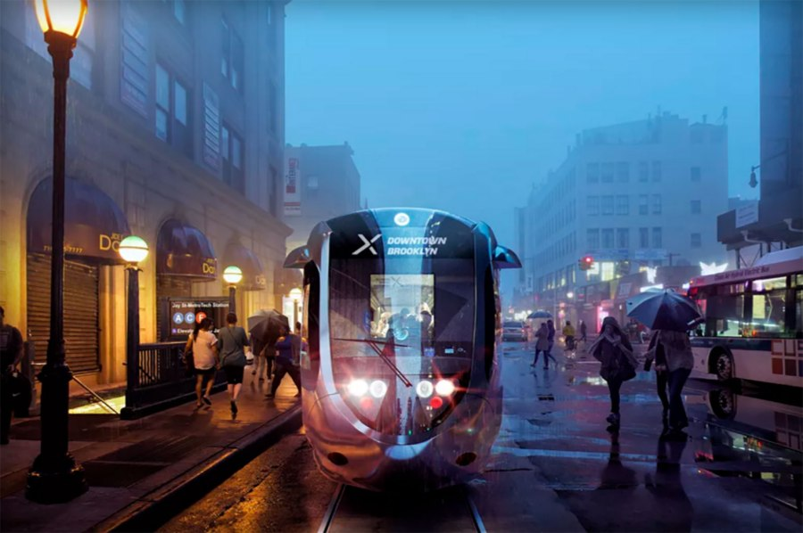 Electric-Streetcar-NYC
