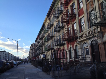 Image of Bed Stuy by Chris Hamby